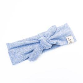 "Melange Baby Blue ""Headband"""