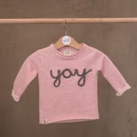 "Melange Rose ""Sweater"""