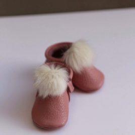 """Dusty Pink """"Pompom"""""""